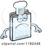 Depressed Cook Book Mascot
