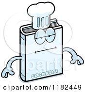 Bored Cook Book Mascot