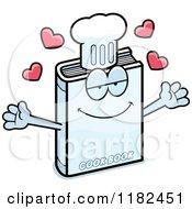 Loving Cook Book Mascot