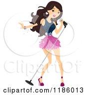 Teen Pop Star Singer