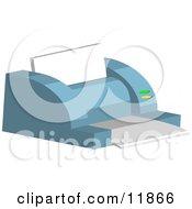 Blue Printer