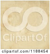 Clipart Of A Vintage Aged And Stained Paper Background Royalty Free CGI Illustration