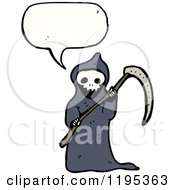 Poster, Art Print Of Skeleton Wearing A Cape And Speaking