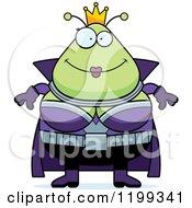 Happy Martian Queen