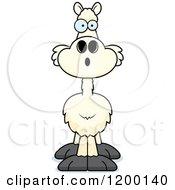 Surprised Llama
