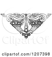 Vintage Black And White Design