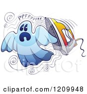 Ghost Ironing Nightmare