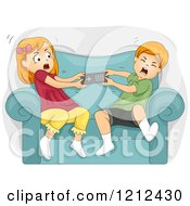 Royalty-Free (RF) Tv Remote Clipart, Illustrations, Vector ...