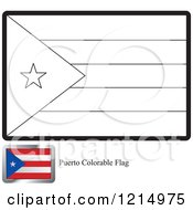 Royalty Free RF Puerto Rico Clipart Illustrations