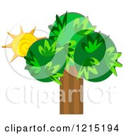 Clipart Of A Royalty Free Vector Illustration by bpearth