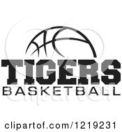 Royalty-Free (RF) Tigers Basketball Clipart, Illustrations ...