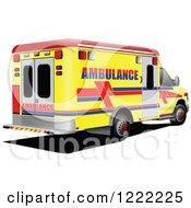Paramedics Ambulance