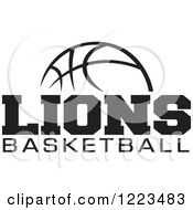 Royalty-Free (RF) Lions Basketball Clipart, Illustrations ...