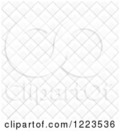 Clipart Of A Tile Texture Background Royalty Free Vector Illustration by vectorace