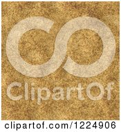Clipart Of A Seamless Cork Texture Royalty Free Illustration