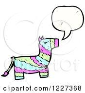 Talking Donkey Pinata