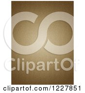 Clipart Of A Cardboard Texture Background Royalty Free Illustration
