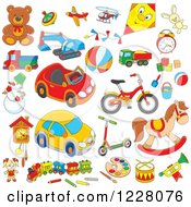 Cartoon Childrens Toys