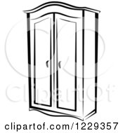 Cupboard clipart  Royalty-Free (RF) Clipart of Closets, Illustrations, Vector ...