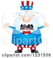Screaming Uncle Sam