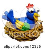 3d Bird Nesting