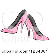 Pink Boutique High Heels