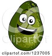 Happy Avocado