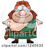 Happy Celt Man