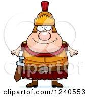 Happy Roman Centurion