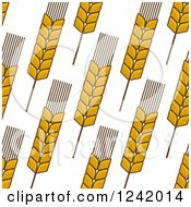 Clipart Of A Seamless Background Pattern Royalty Free Vector Illustration