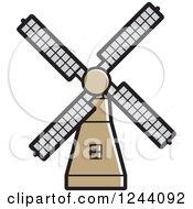 Poster, Art Print Of Windmill 2