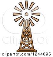 Poster, Art Print Of Windmill 3