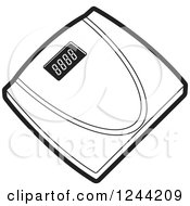 Body Weight Scale Clip Art
