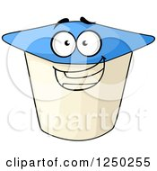Yogurt Cup Character