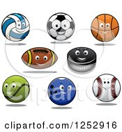 Sports Characters