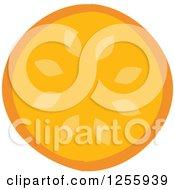 Tropical Orange Fruit