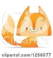 Cute Fox Smiling