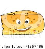 Happy Cheese Wedge