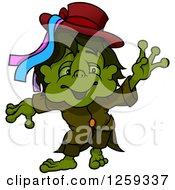Waving Water Goblin