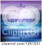 Clipart Of You Can Do Anything But Not Everything Text On Gradient Royalty Free Vector Illustration by KJ Pargeter