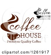 Clipart Of Coffee House Premium Quality Designs Royalty Free Vector Illustration