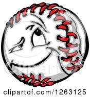 Baseball Mascot