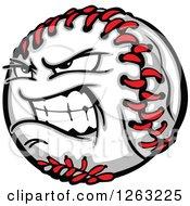 Tough Baseball Mascot