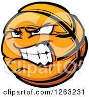 Tough Basketball Mascot