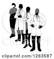 Faceless Medical Team