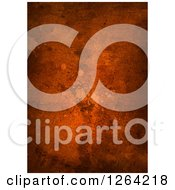 Clipart Of A Background Of Rust Royalty Free Illustration by KJ Pargeter