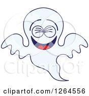 Halloween Ghost Laughing