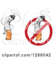 Sad Cigarettes