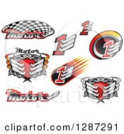 Motorsport Racing Muffler Designs