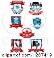College And University Shields 2